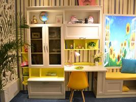 组合式书桌柜